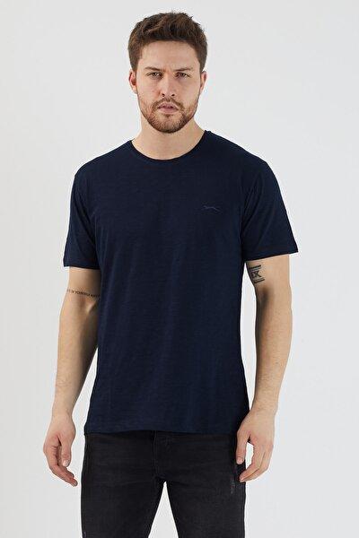 SANDER Erkek T-Shirt Lacivert ST11TE083