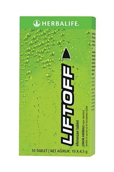 Liftoff Limon Aromalı Efervesan Içecek 10 Tablet