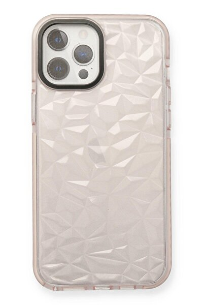 Iphone 12 Pro Max 6.7 Buzlu Sert Silikon