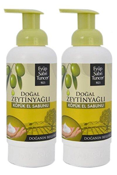 Zeytinyağlı Köpük Sabun 500 ml x 2 Adet