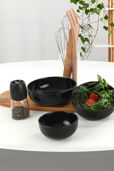 Ege Siyah Salata Kasesi 3 Adet