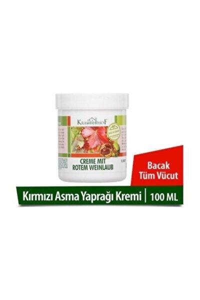 Kırmızı Asma Yaprağı Kremi 100 Ml