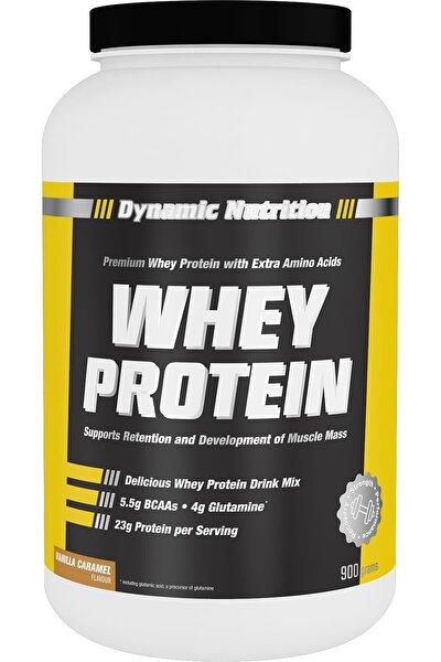 Dynamic Whey Protein Tozu 900 Gr (vanilya % Karamel Aromalı)