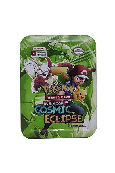 Co40c Pokemon Go Sun & Moon Cosmic Eclipse Eğitmen Oyuncu Oyun Kartı 42 Kart