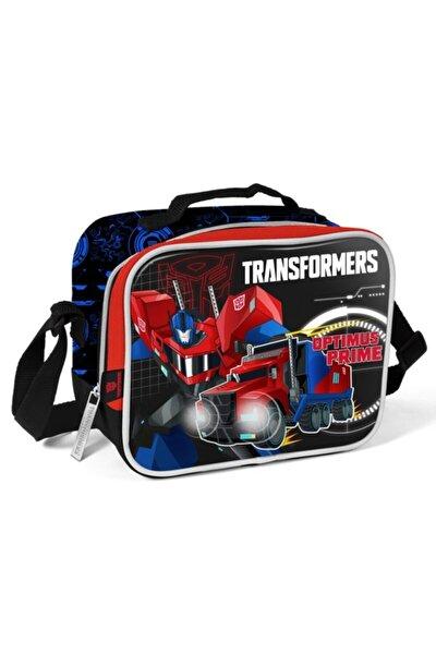Transformers Kabartmalı Beslenme Çantası (yaygan 52815)
