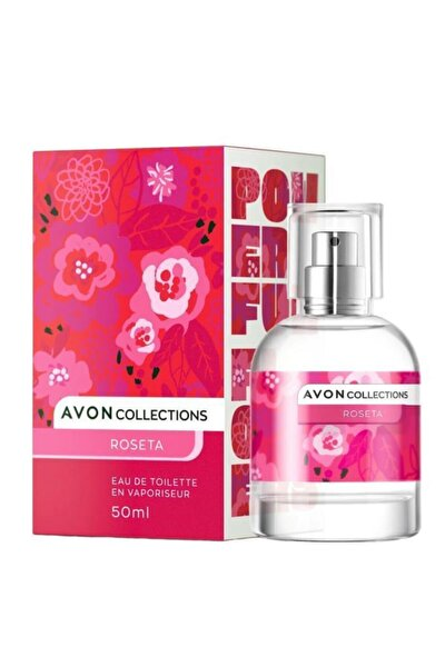 Collections Roseta Kadın Parfüm Edt 50 Ml.