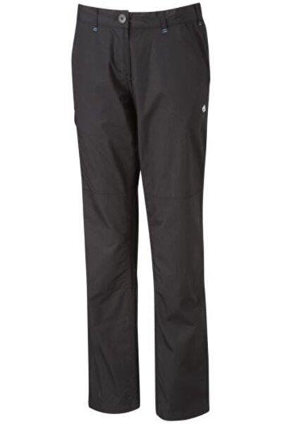 Unisex Siyah Trekking Pantolon Terrain