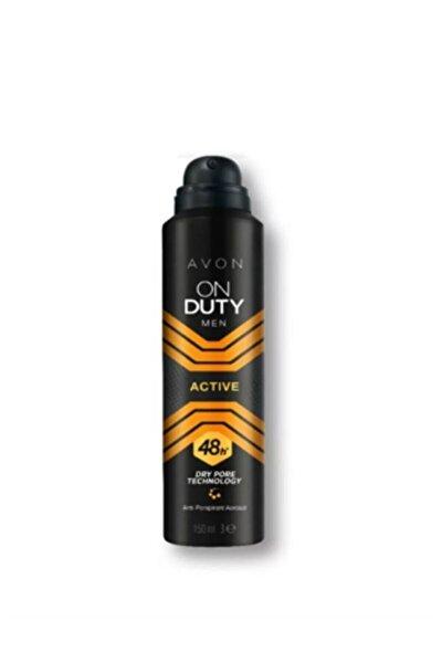On Duty Active Antiperspirant Erkek Deodorant