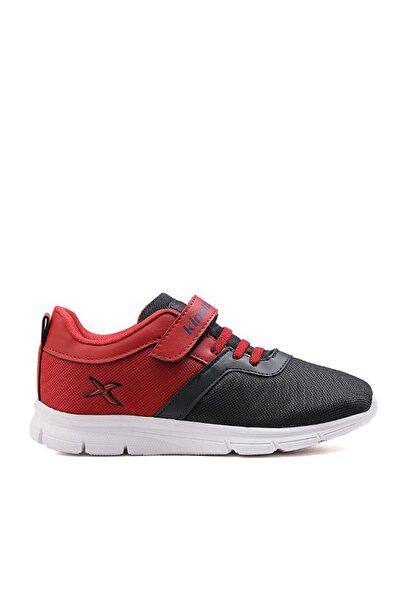 Lacivert Kırmızı Erkek Çocuk Yürüyüş Ayakkabısı 000000000100242379