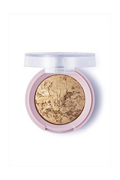 Pretty By Göz Farı - Stars Baked Eye Shadow No:02