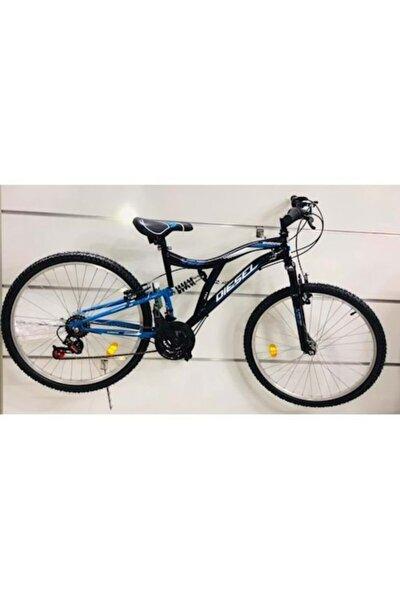 Dıesel 24 Jant Bisiklet Çift Amortisörlü 21 Vites Dağ Bisikleti