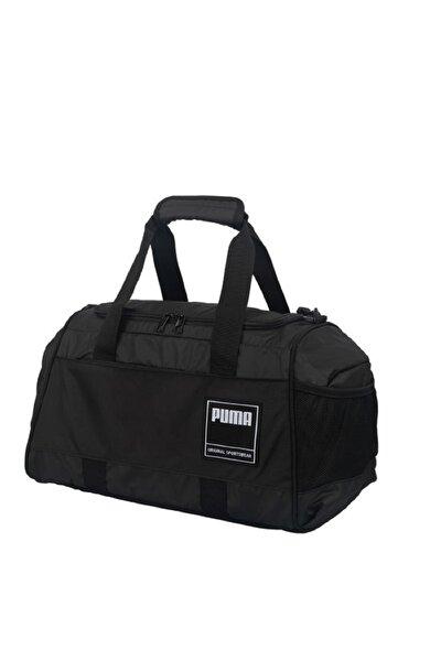Unisex Siyah  Spor Çantası - Gym Duffle S - 07736201