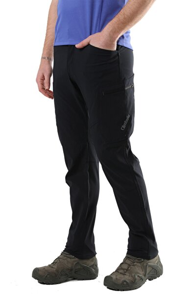 Erkek Siyah Discovery Pro Pantolon