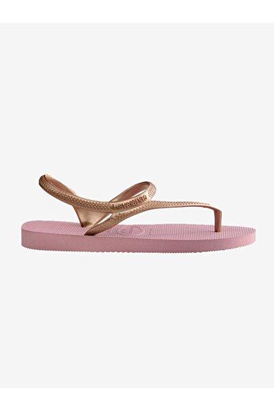 Kadın Pembe Sandalet 4000039-7599