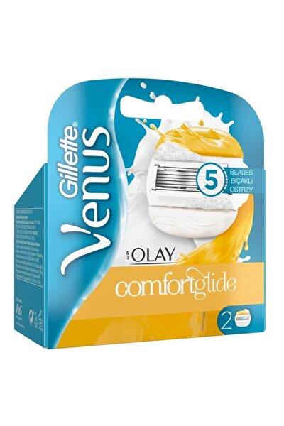 Venus Comfortglide Olay Yedek Kadın Tıraş Bıçaklağı 2'li