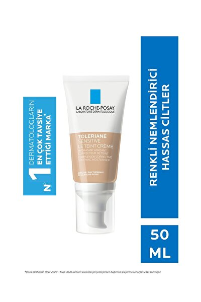 Toleriane Sensitive Le Teint Creme Medium 50ml