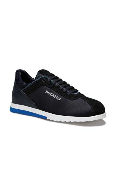 228155 Lacivert Erkek Sneaker Ayakkabı 100494856
