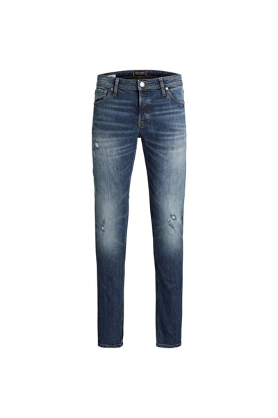 Jack Jones Glenn Model Erkek Dar Kesim Kot Pantolon 12161087