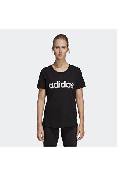 W E LIN SLIM T Siyah Kadın T-Shirt 100479657