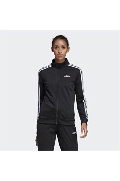 Kadın Siyah Spor Ceket W E 3s Tt Trı