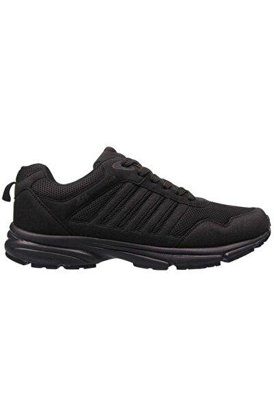 Unisex Siyah Ortopedik Taban Spor Ayakkabı M.p 6803