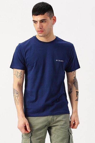 Csc Basic Ss Tee T-Shirt Mavi