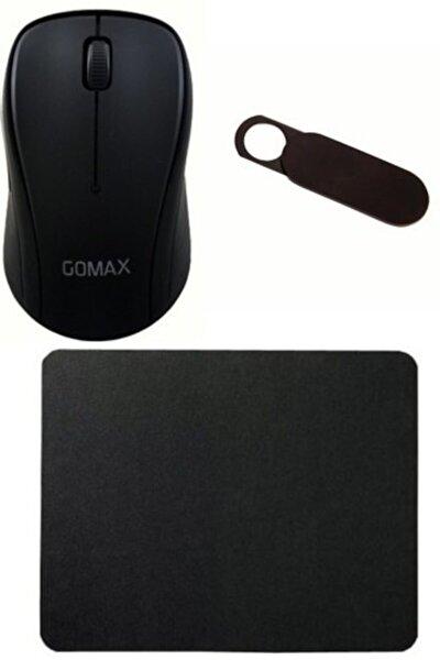 Mouse Pad Wireless Kablosuz Mouse Faresi Bilgisayar Notebook Kamerası Webcam Kapatıcısı