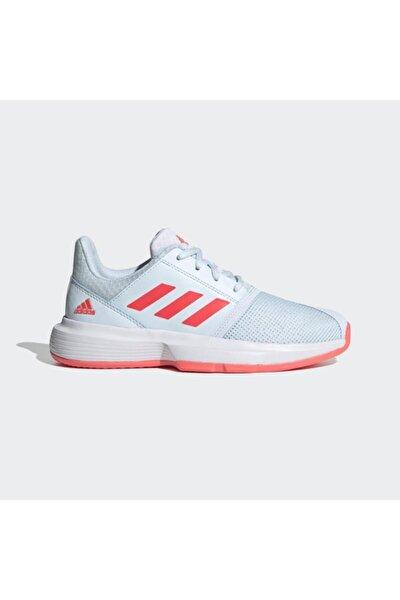 Unisex Çocuk Beyaz Fv4124 Courtjam Tenis Ayakkabısı