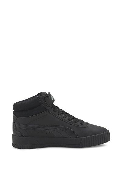 CARINA MID Siyah Kadın Sneaker Ayakkabı 101119317