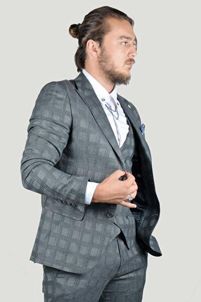 Erkek Takım Elbise 9K-40745-042 Antrasit