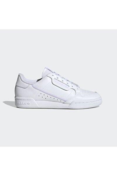 Kadın Beyaz Spor Ayakkabı Ef5114  Continental 80