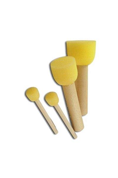 Pon Pon Fırça Seti 4 Parça