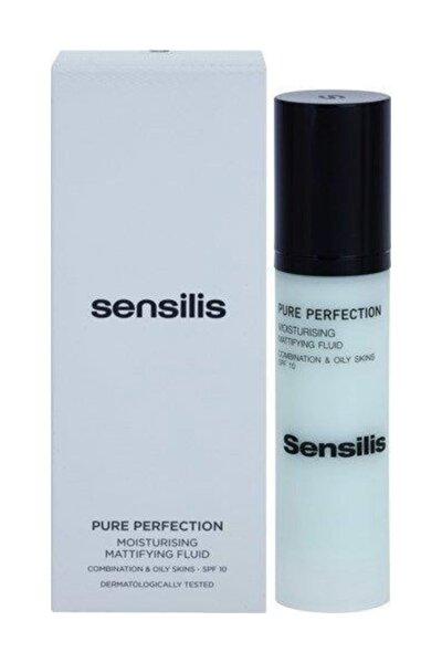 Pure Perfection Moisturizing Mattifying Fluid Spf10 50 ml