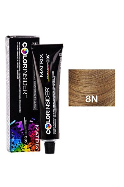 Color Insider Saç Boyası 8n/8,0 Light Blonde Neutral