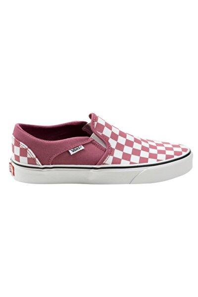WM ASHER Kırmızı Kadın Sneaker Ayakkabı 100575259
