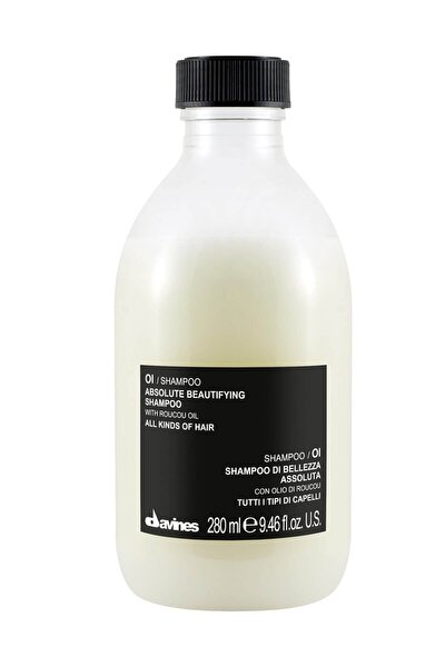 Tüm Saç Tipleri Için Sülfatsız Bakım Şampuanı Oi Shampoo 280 ml 8004608247630