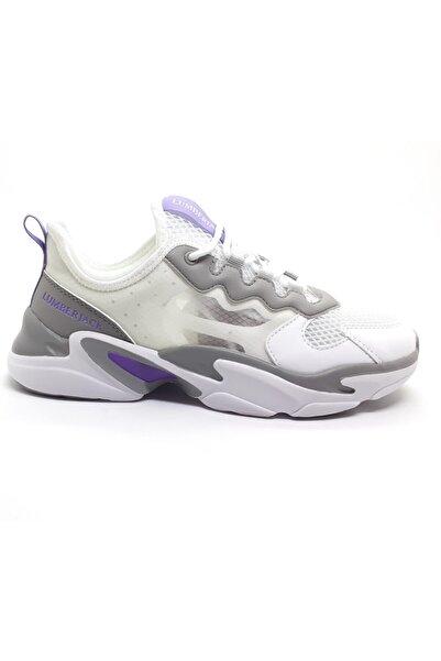 GLASSY WMN Beyaz Kadın Sneaker Ayakkabı 100497117