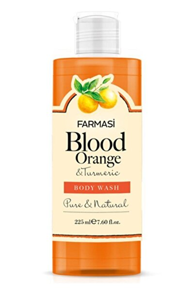 Blood Orange Ve Turmenic Duş Jeli 225 Ml.