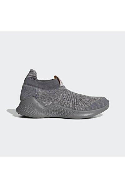 Unisex Gri Çocuk Yürüyüş Ayakkabı