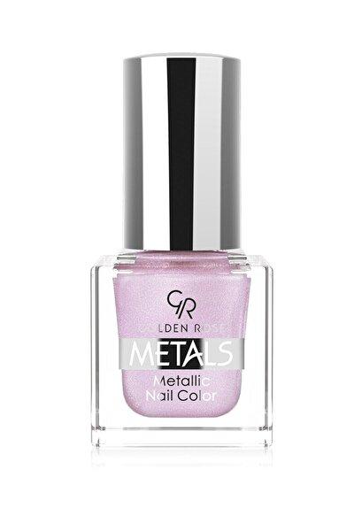 Metalik Oje - Metals Metallic Nail Color No: 104 8691190779047