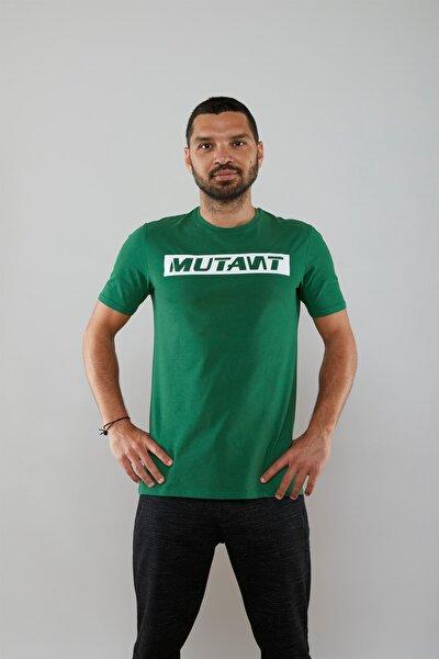 Erkek Yeşil T-Shirt