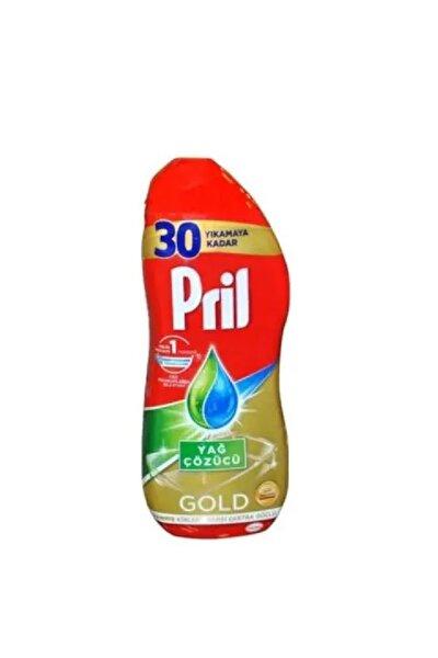 Gold Jel 540 ml Yağ Çözücü 30 Yıkama