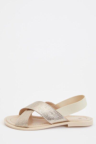 Kadın Altın Fashion Sandalet R8920AZ20SP