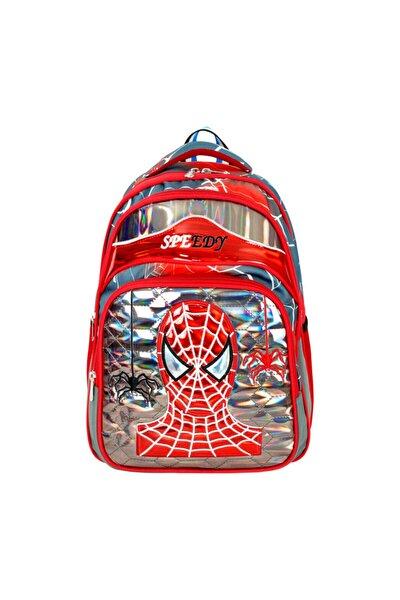 Roxy Örümcek Ilkokul Beslenmeli Insan Sağlığına Uygun Su Geçirmez Okul Çantası