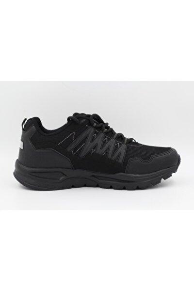 Unisex Siyah Spor Ayakkabı