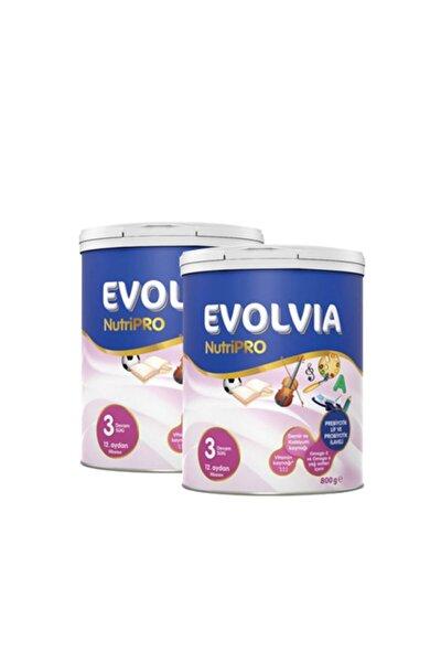 3 Devam Sütü Nutripro Plus 800 gr x 2 Adet