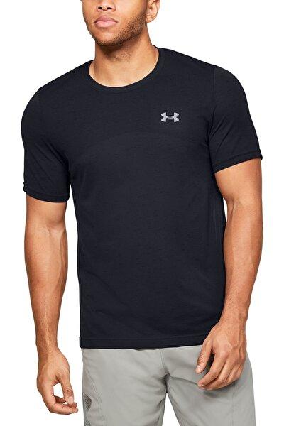 Erkek Spor T-Shirt - Ua Seamless Ss - 1351449-001