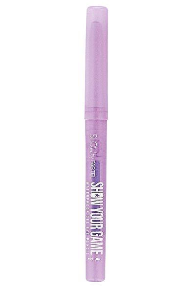 Suya Dayanıklı Göz Kalemi - Game Waterproof Eye Pencil No: 404