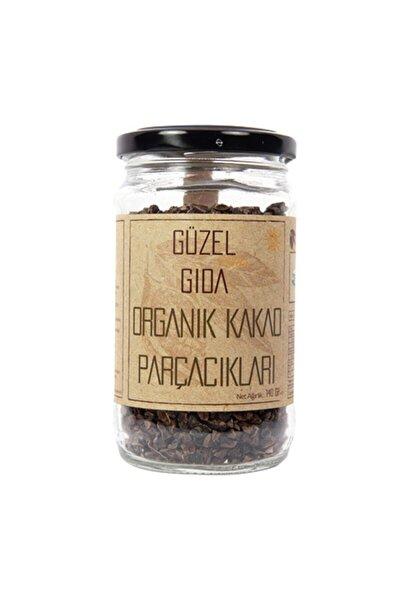 Organik Kakao Parçacıkları 140 gr