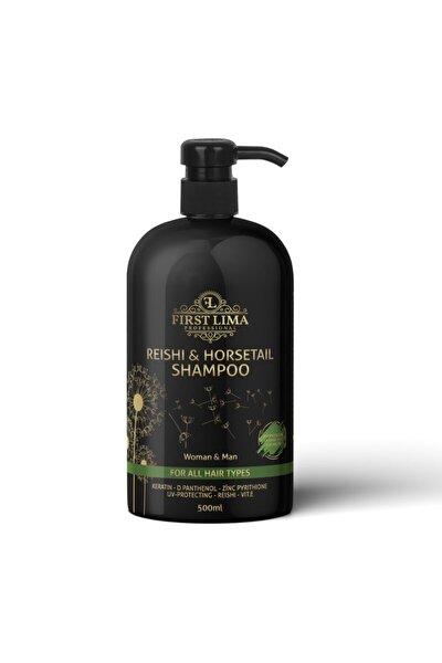 Reishi & Horsetail Shampoo Dökülme Önleyici Ve Uzama Desteği